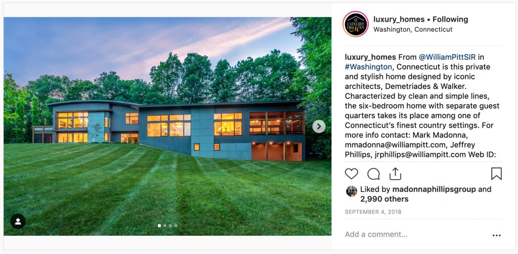 Madonna and Phillips Real Estate Group Luxury Homes